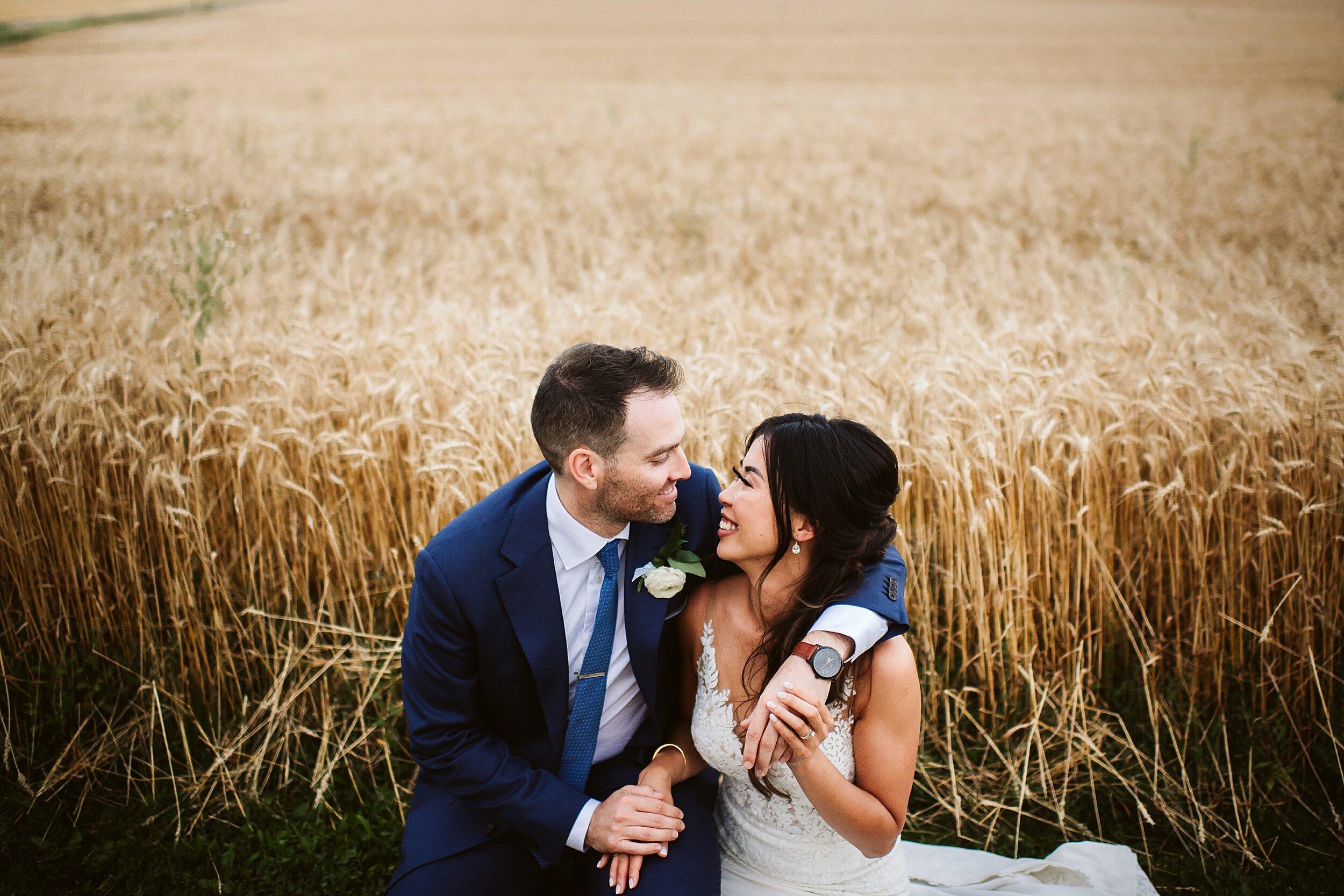 Maria & Allan | Glen Drummond Farm