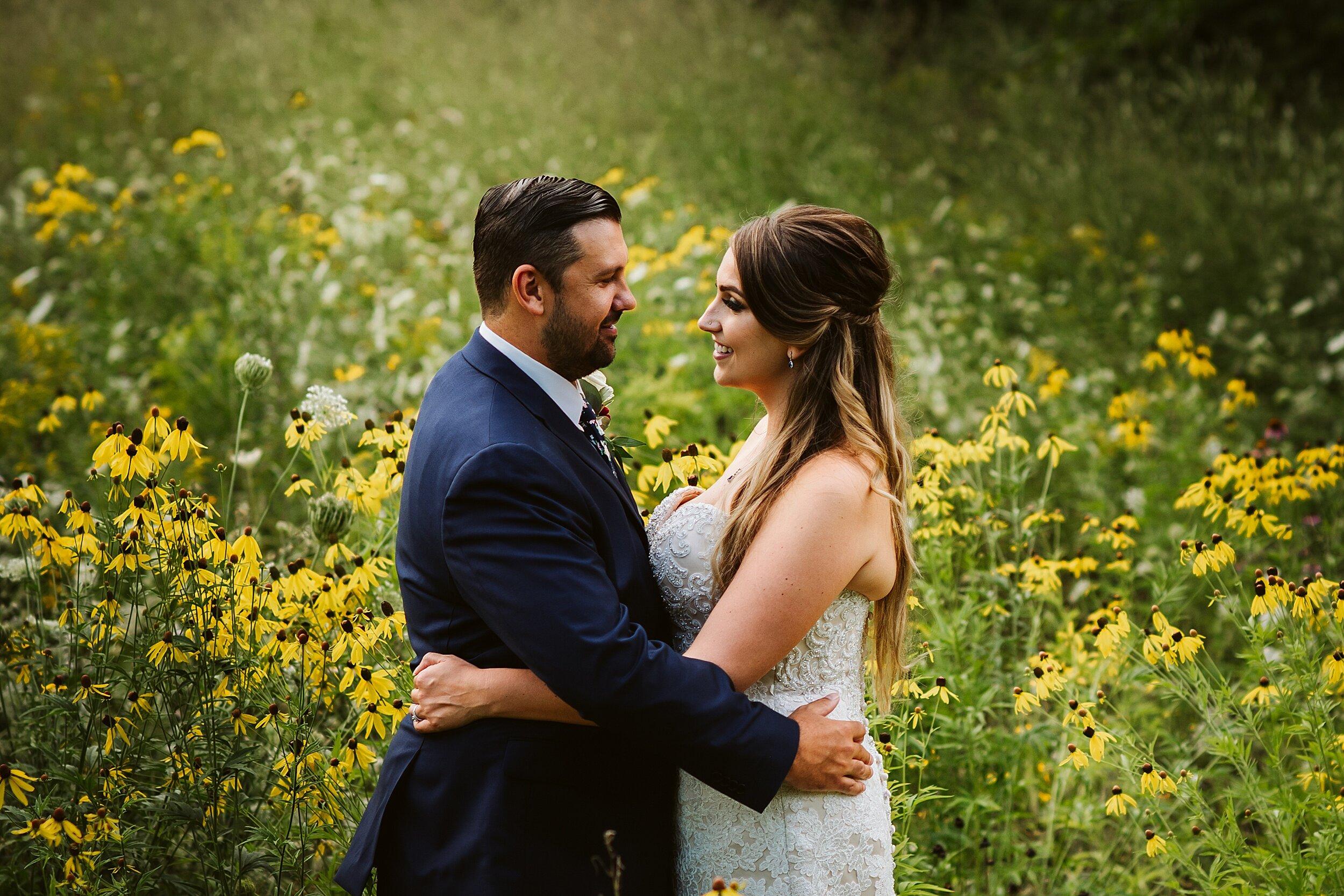 Le Belvedere Ottawa Cliffside Wedding | Britney & Nick