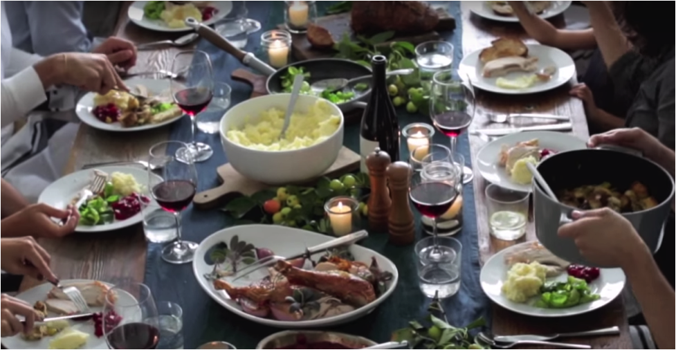 Bringing people together with good food and good wine.