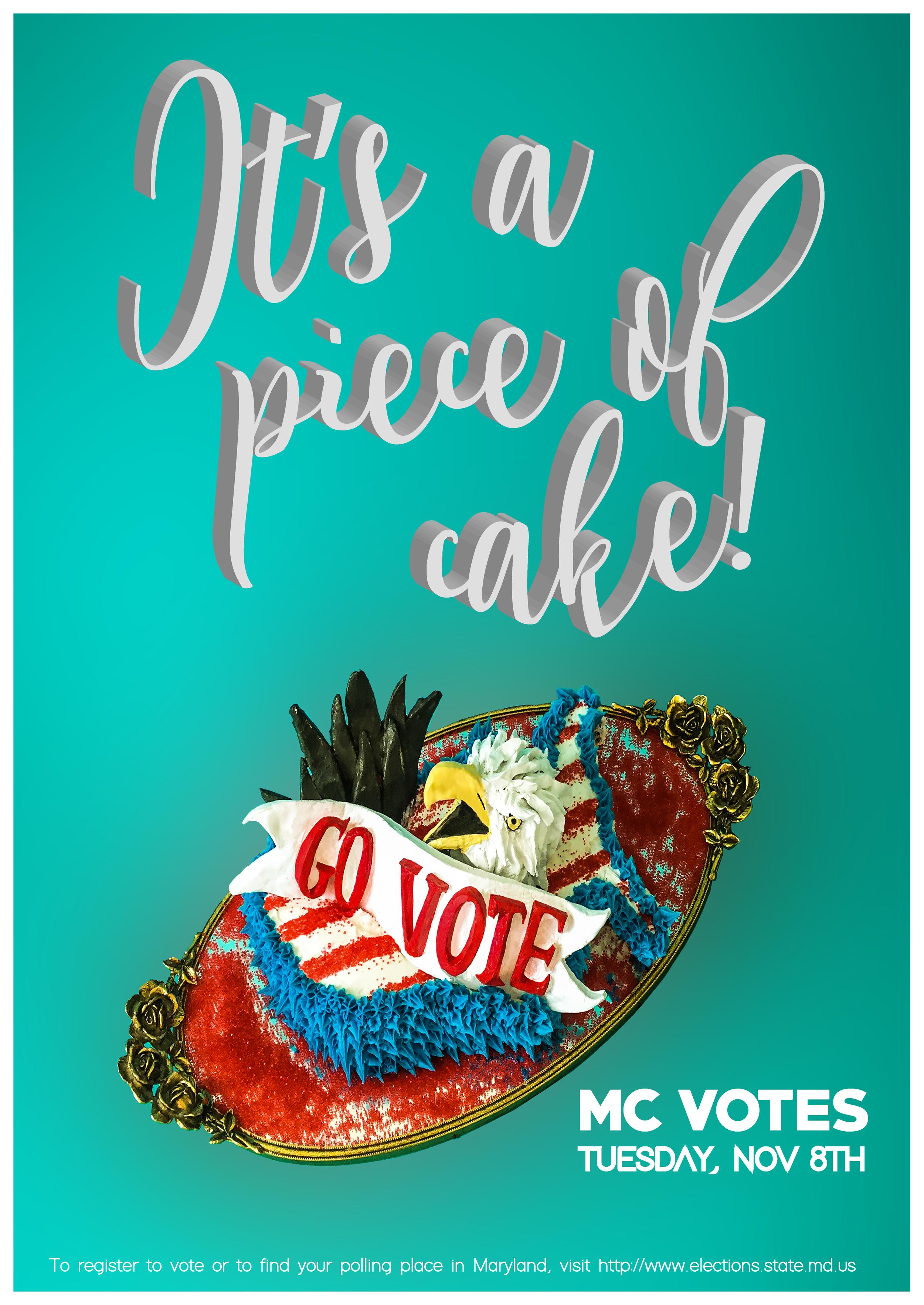 MC Votes Poster Campaign, 2016