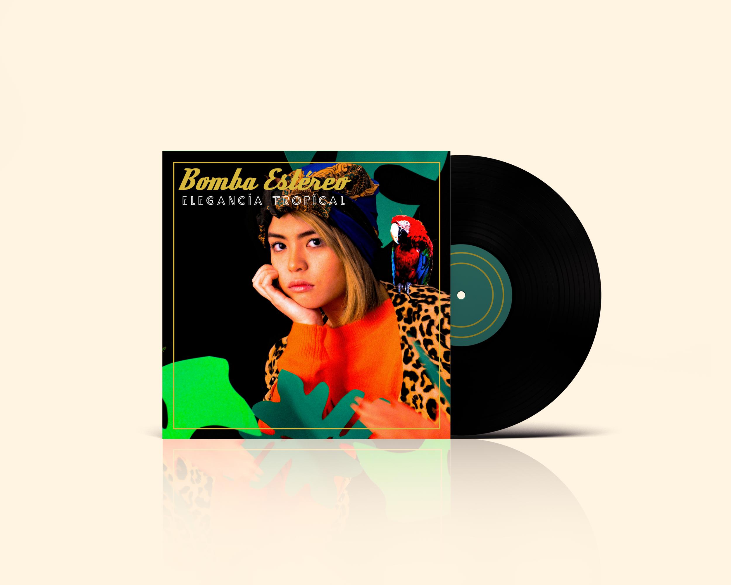 Album Cover Design Project