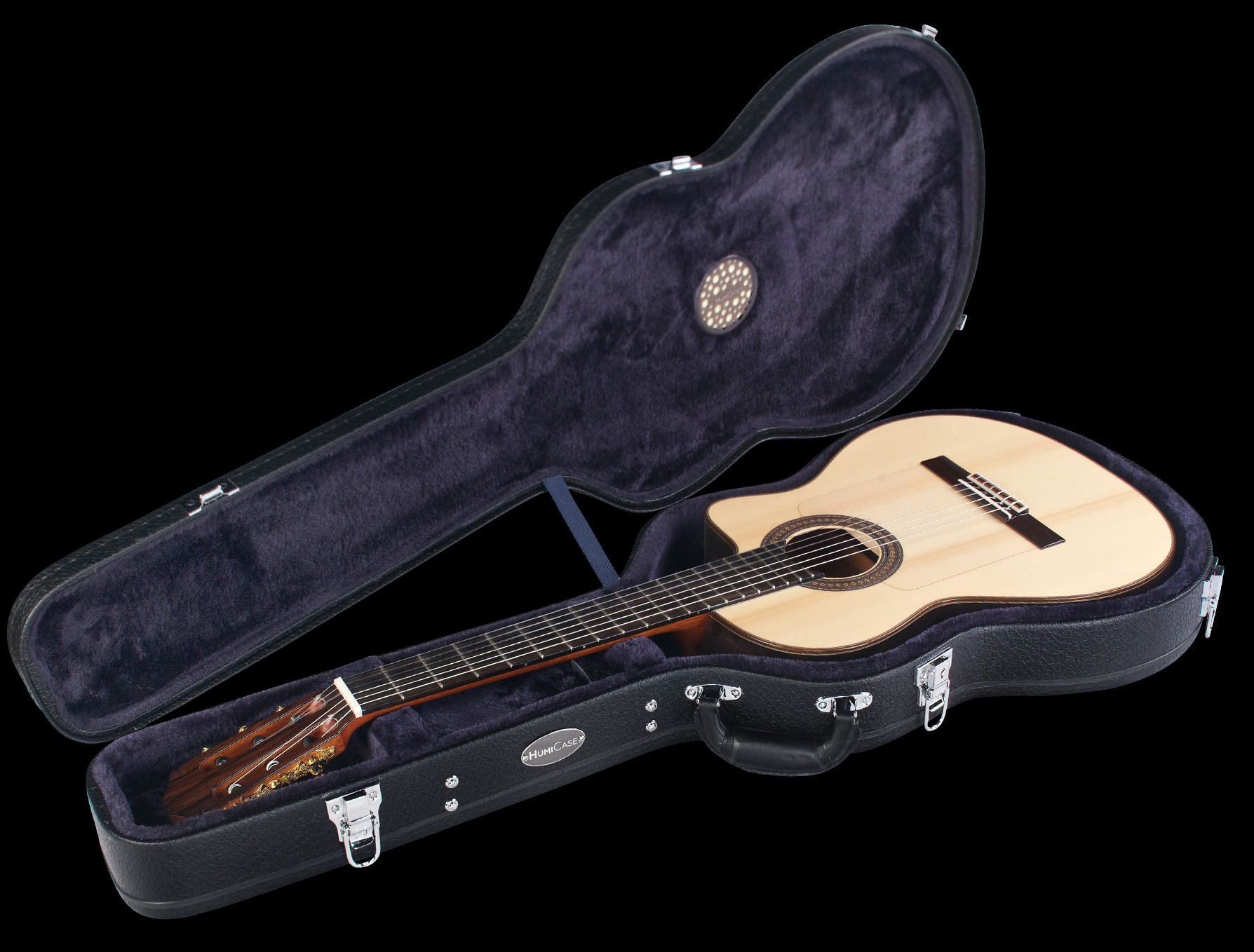 HumiCase Protege Thinbody Acoustic Guitar Case