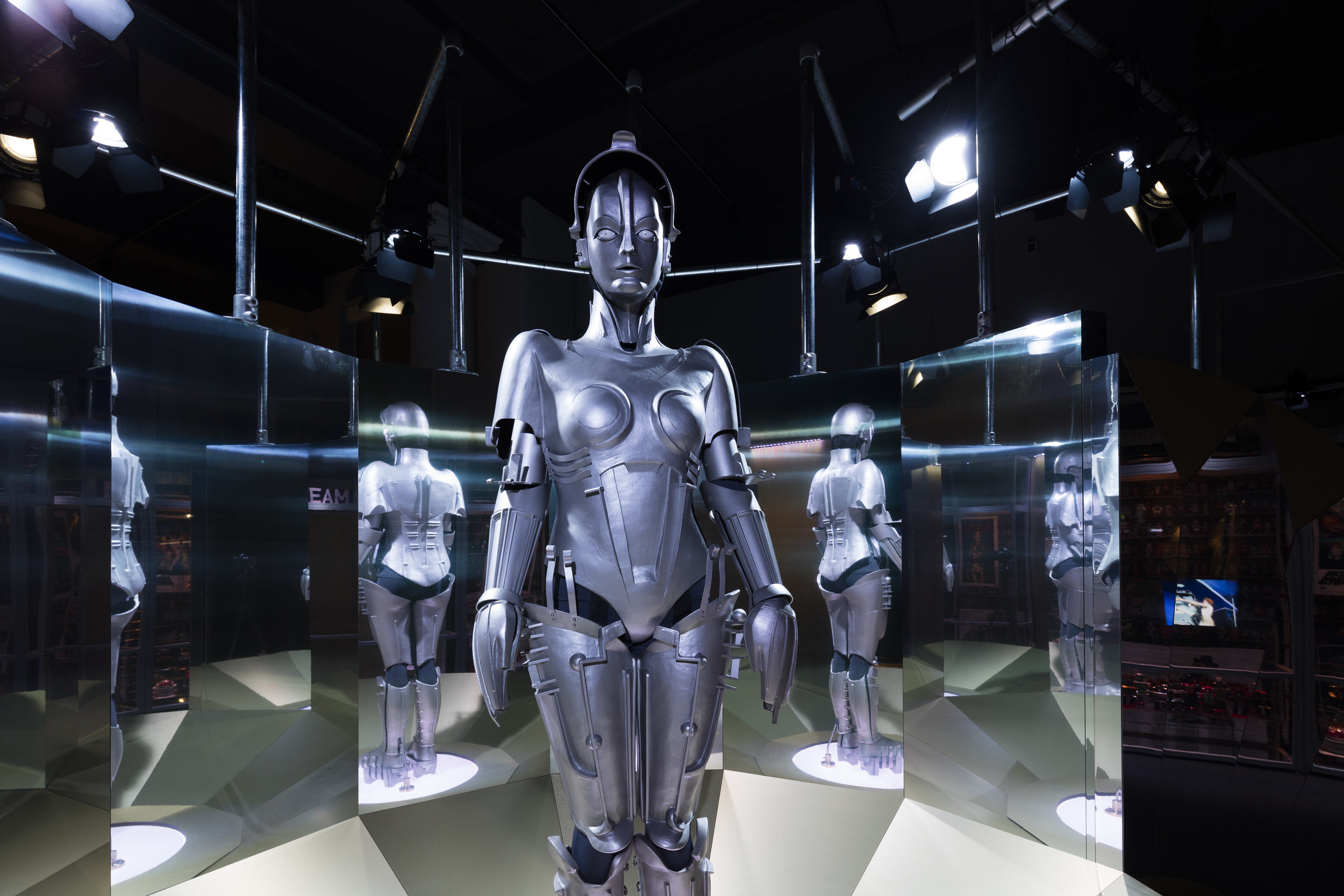 Robots (Science Museum Group)