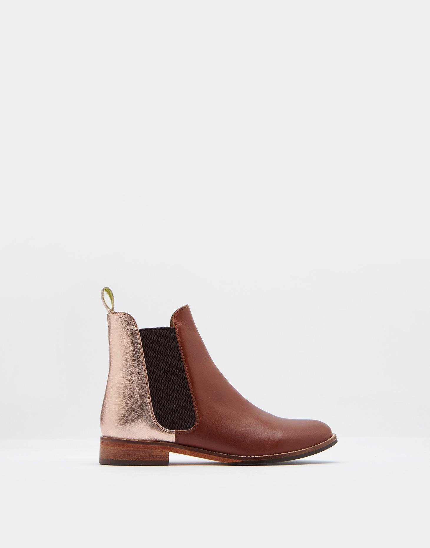 Westbourne Leather Chelsea Boots (Joules)
