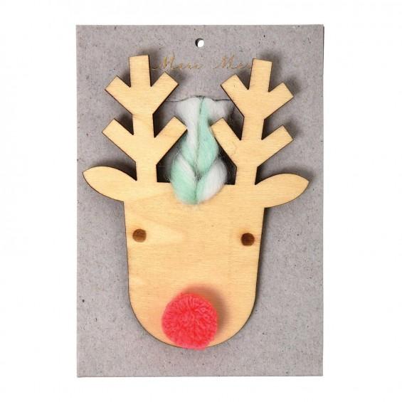 Wooden reindeer (Ohh Deer)