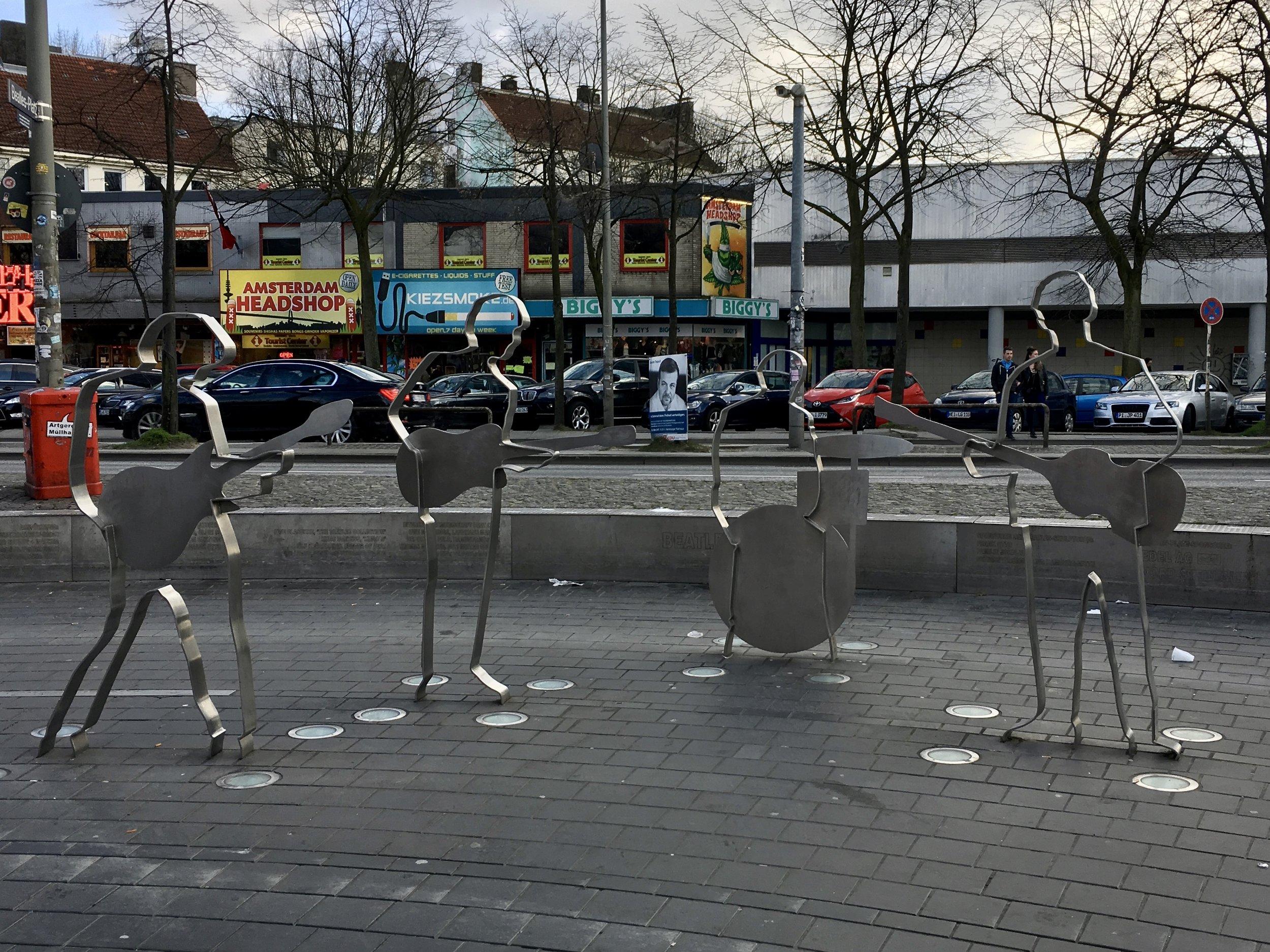 Beatles-Platz