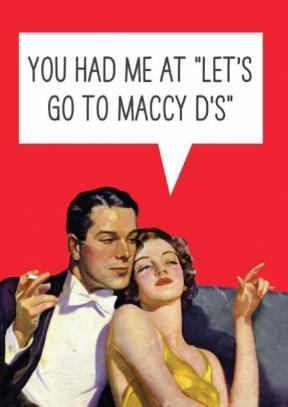 Maccy D's