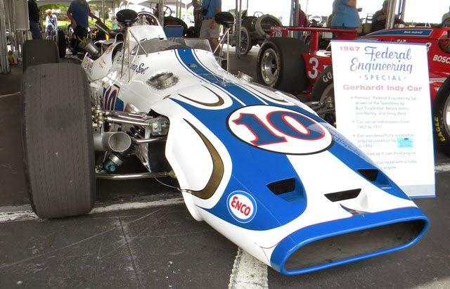 historic Indianapolis 500 cars photographed by Steve Zautke.