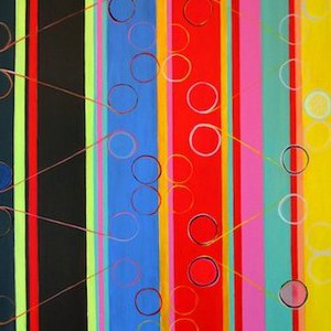 Ellen Hackl Fagan  Mixed Media on Clay Board   Starting at $1,100