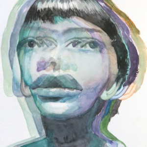 Alex Kiessling  Watercolor on Paper   Starting at $2025
