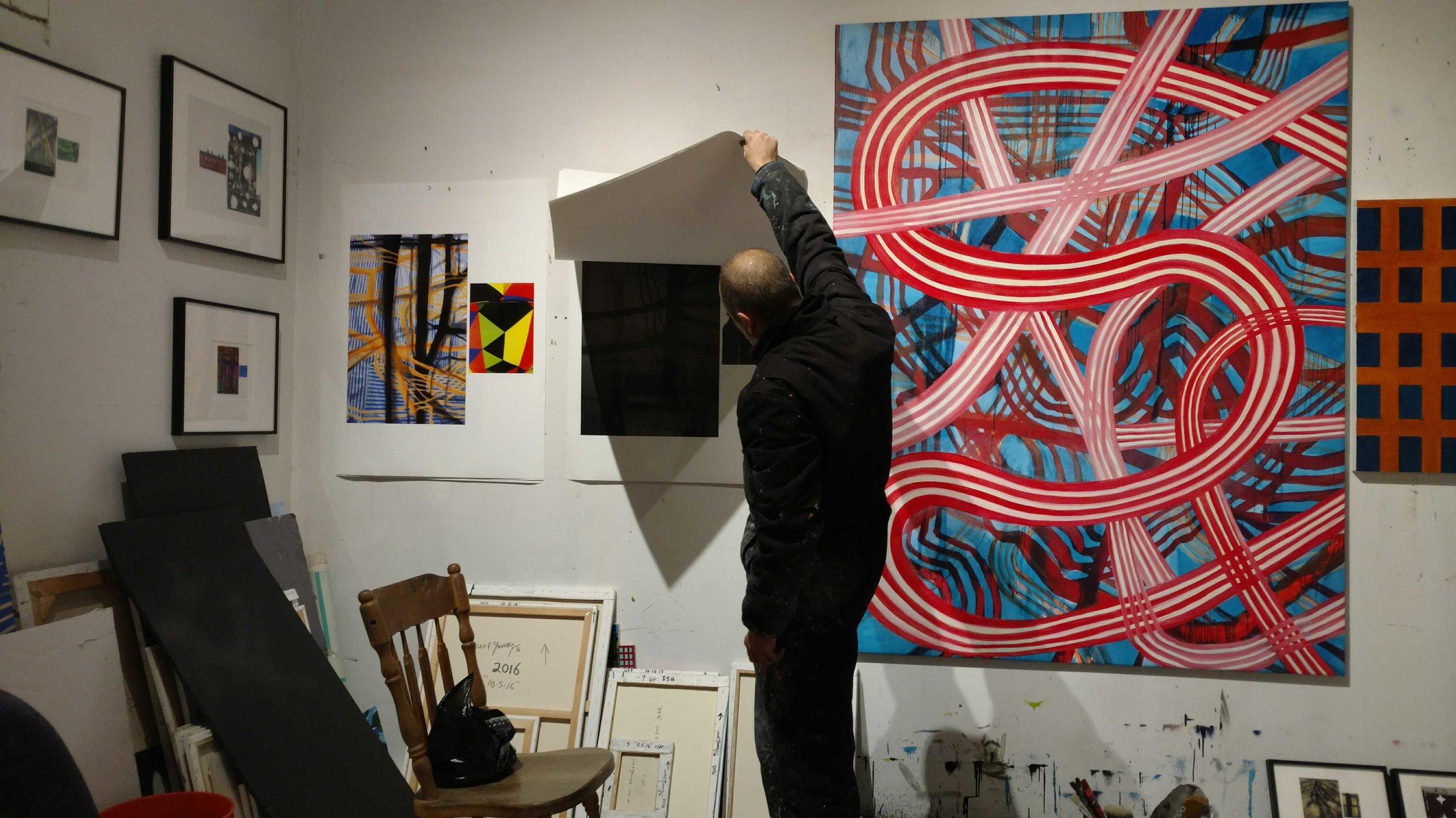 About Max Yawney - BACKGROUNDLives: Brooklyn, NY, USAEducation: Long Island University Brookville, NY- MFA, Painting, 1998;Rochester Institute of Technology Rochester, NY- BFA, Photography, 1986