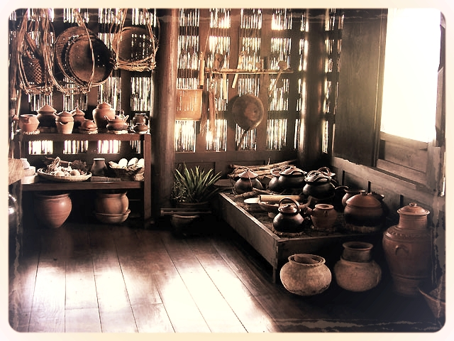 Oldschool Thai kitchen