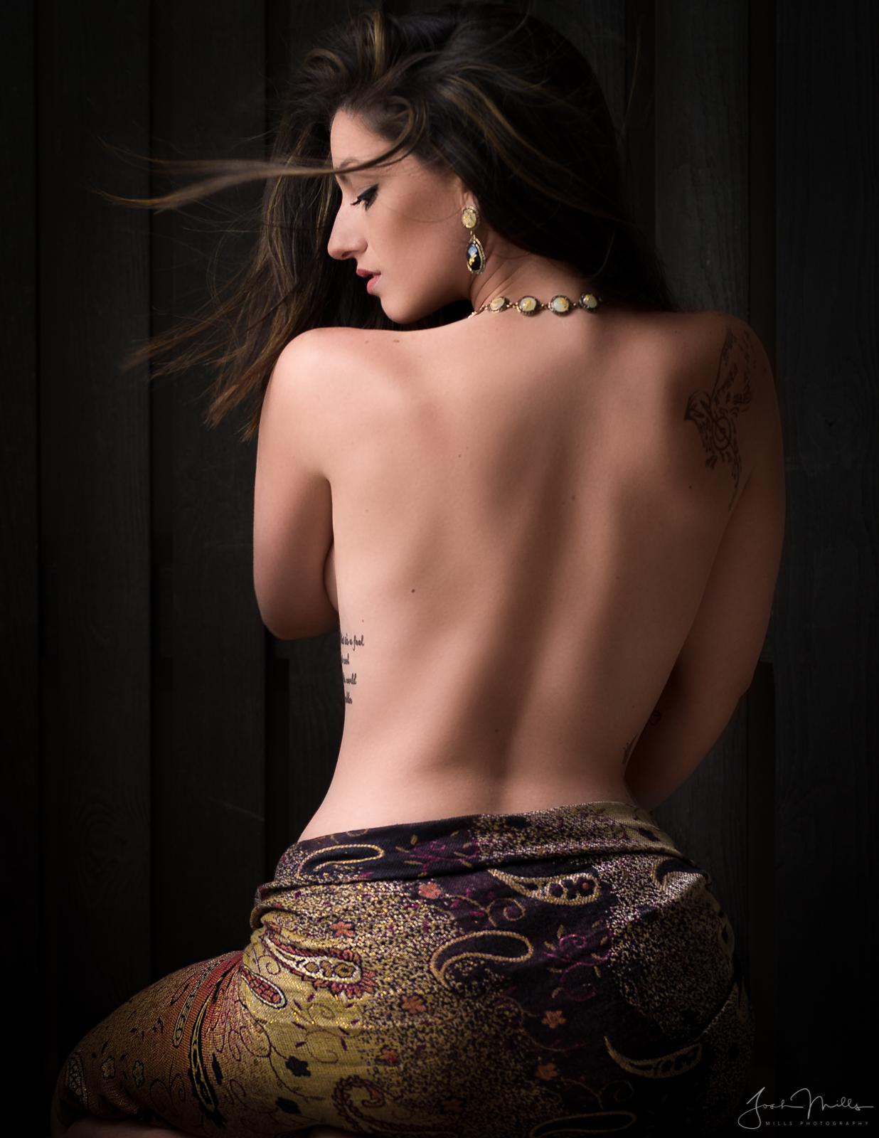 Model: Jenny Bee