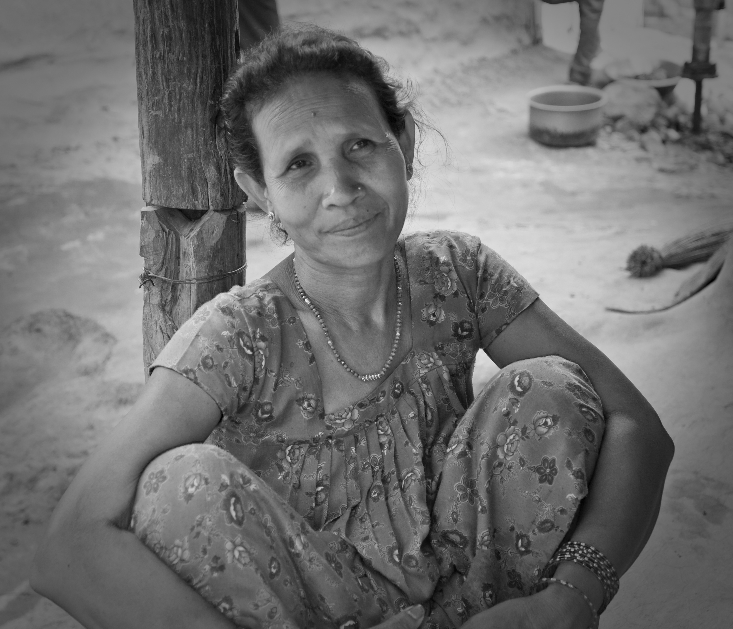 Chitwan Woman