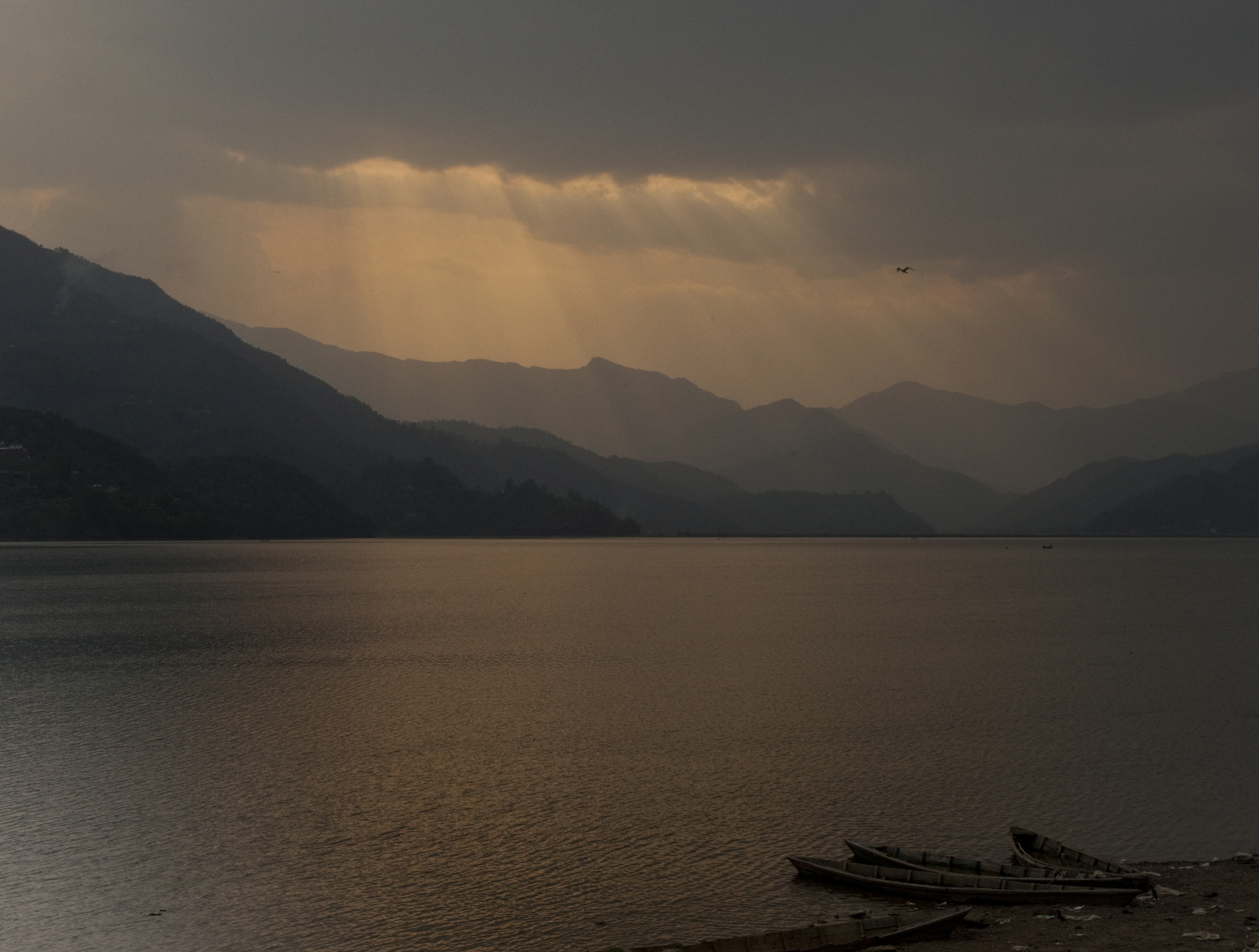 Pokhara Rays of Lights