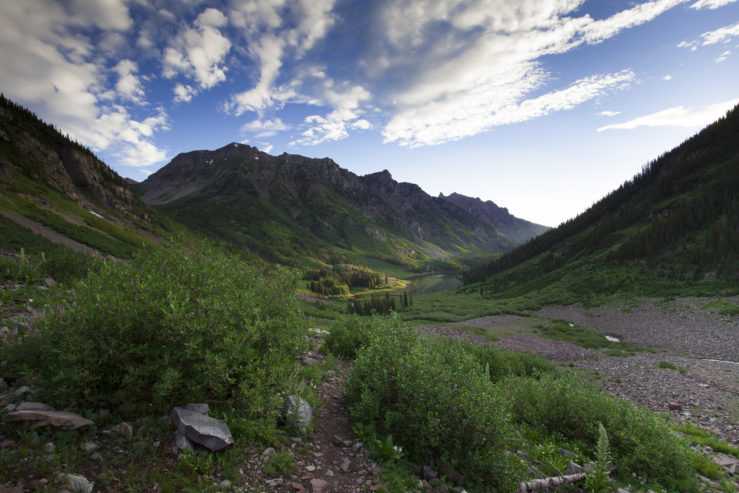 East Maroon Pass, Colorado