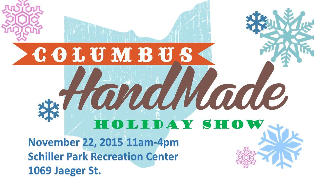Columbus Handmade Holiday Show 2015