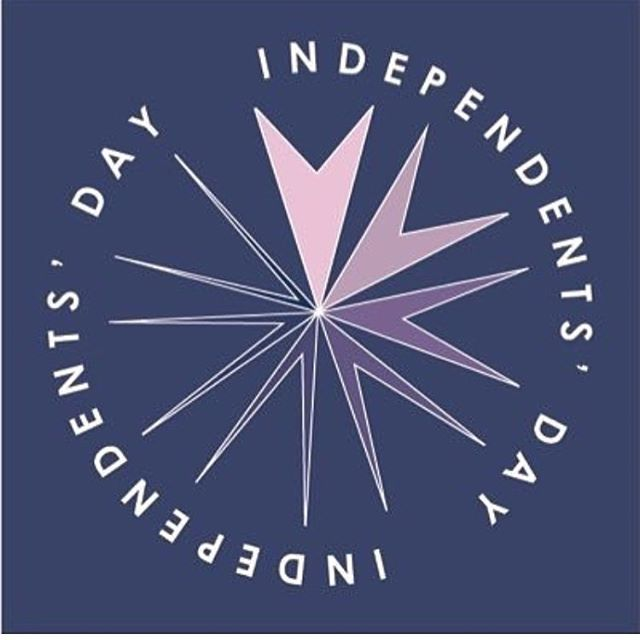 If the rain scared you yesterday you still have time to come down and enjoy the festivities at Independent's Day today from 11-8! We will be vending under the @columbushandmade tent from 11-6! #id16 #columbushandmade #ambiguousyou