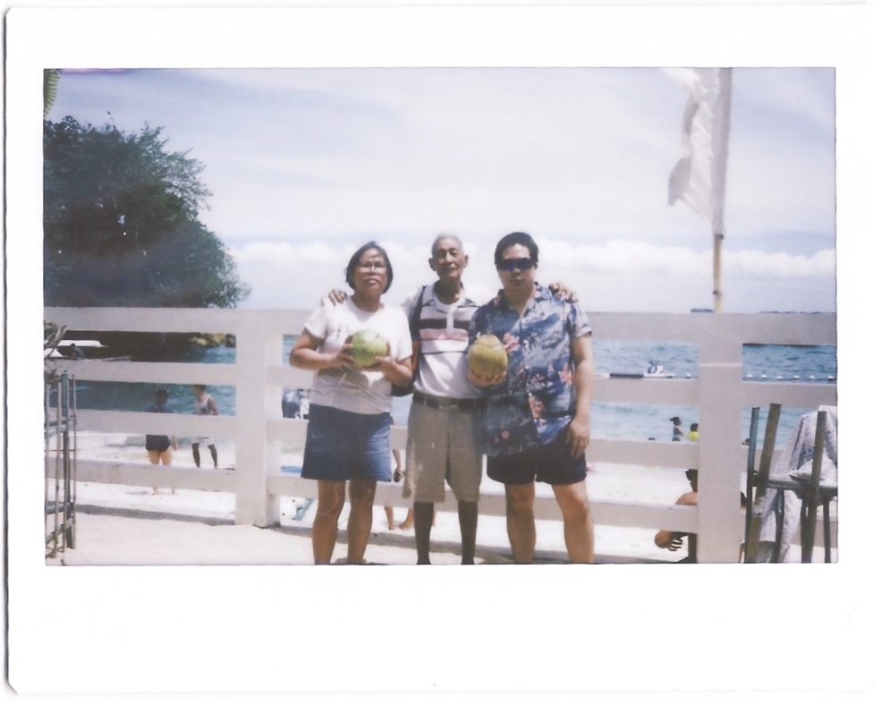 Grandpa's Birthday —Alobijod Cove Beach & Resort, Guimaras, Philippines