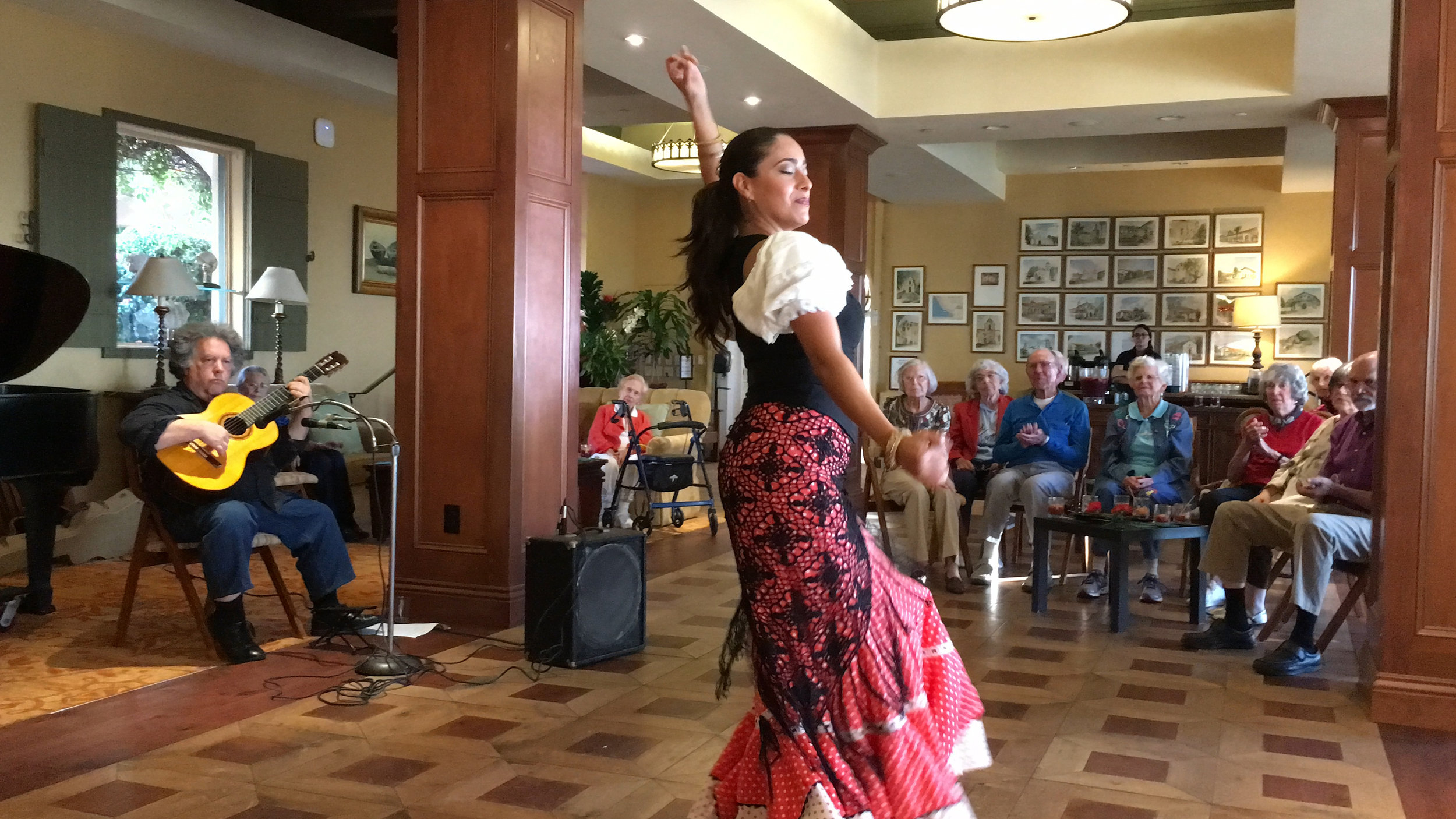 Flamenco at CDM with Phil.jpg