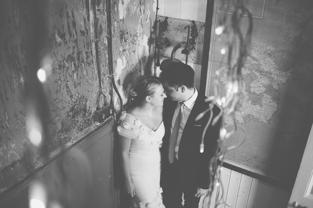 Nina & Sergio Wedding - Dalston