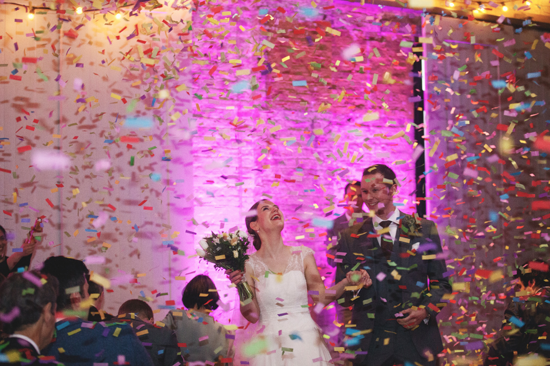 Just Married, Brixton East, wedding & events planning by Dita Rosted Events, Special Moment, Wedding Confetti