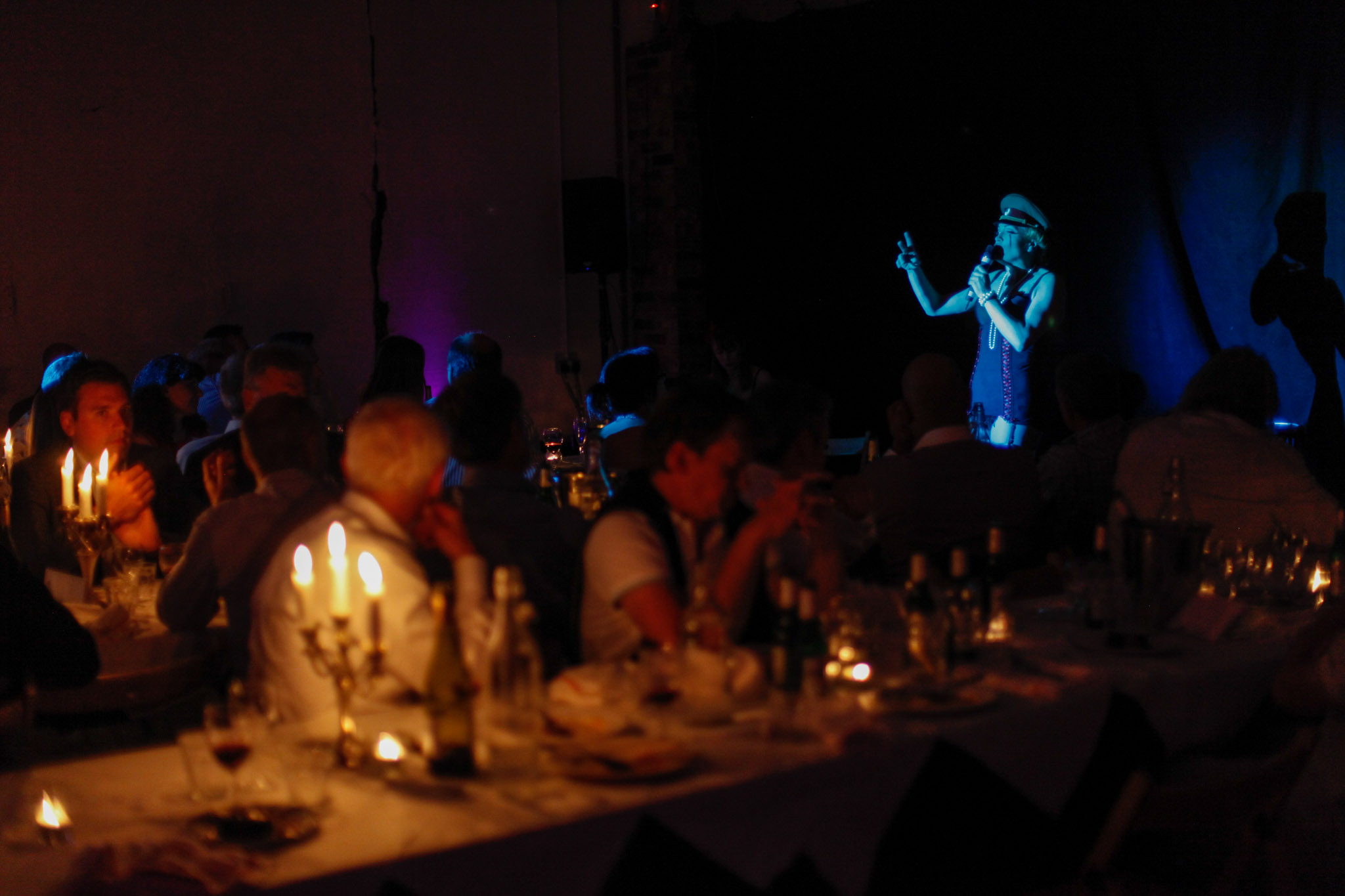 Dinner & Cabaret Show, Christmas Parties, London Christmas, Event Planning, Event Management