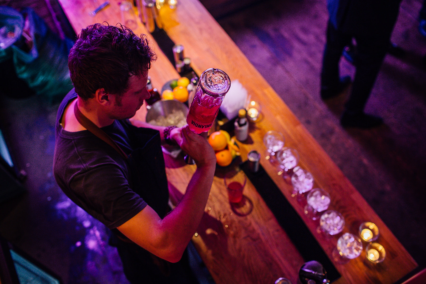 Event team, Event management, Christmas 2017, Christmas parties, Party planning, waiters, waitresses, Bar team, bartenders, Food & drink, London Christmas