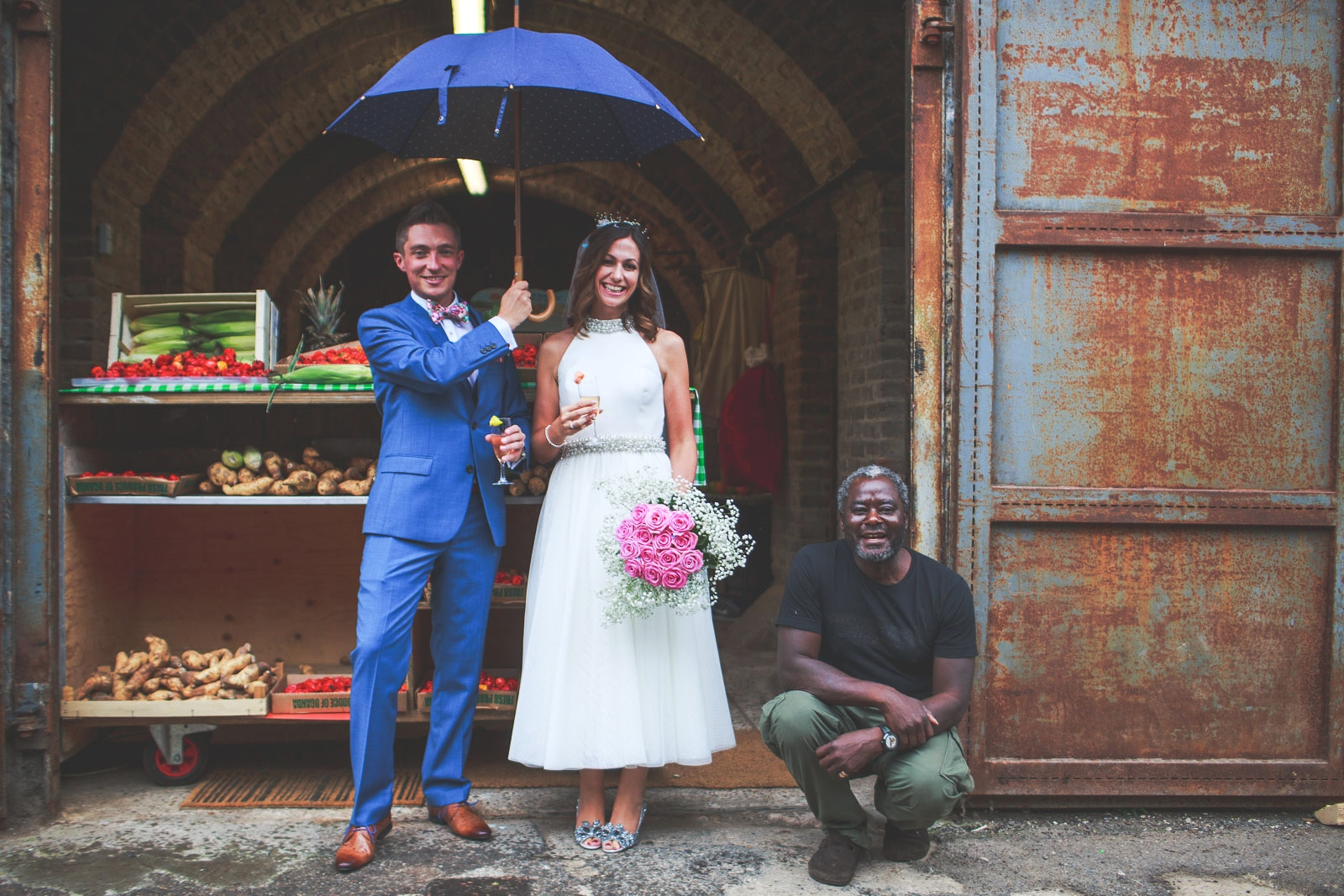 Quirky Venue, Non-traditional wedding planner, London Wedding coordination, Bespoke weddings, Brixton Wedding