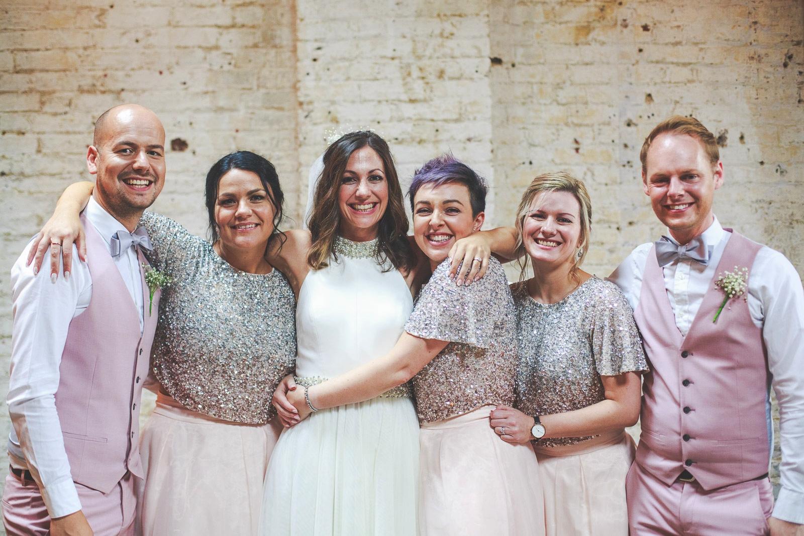 Quirky Venue, Non-traditional wedding planner, London Wedding coordination, Bespoke weddings, Brixton Wedding