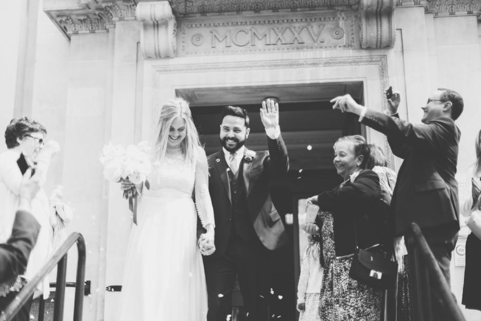 Quirky Venue, Non-traditional wedding planner, London Wedding coordination, Bespoke weddings, Unusual Wedding, Informal, Secret wedding venue