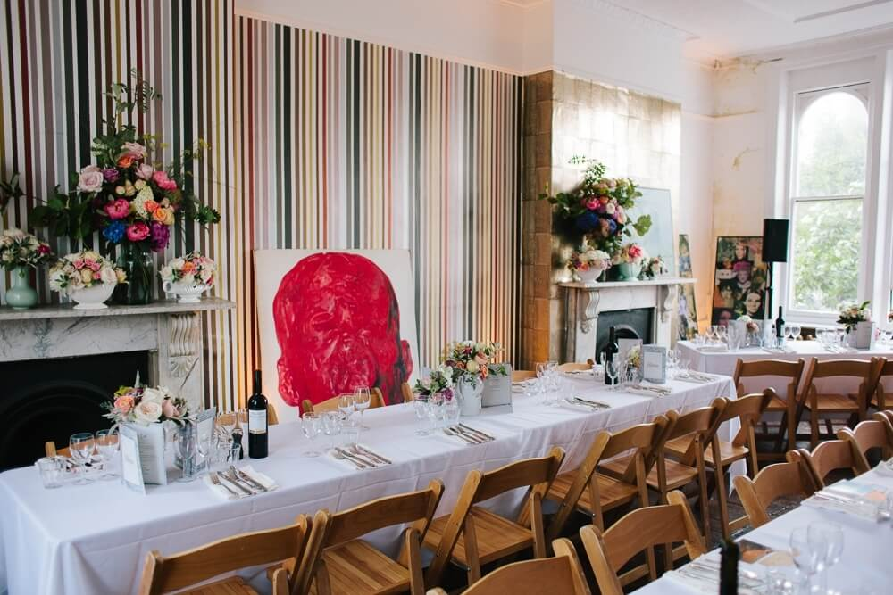Quirky Venue, Non-traditional wedding planner, London Wedding coordination, Bespoke weddings, Unusual Wedding, Informal, Secret wedding venue, Cosy wedding venue