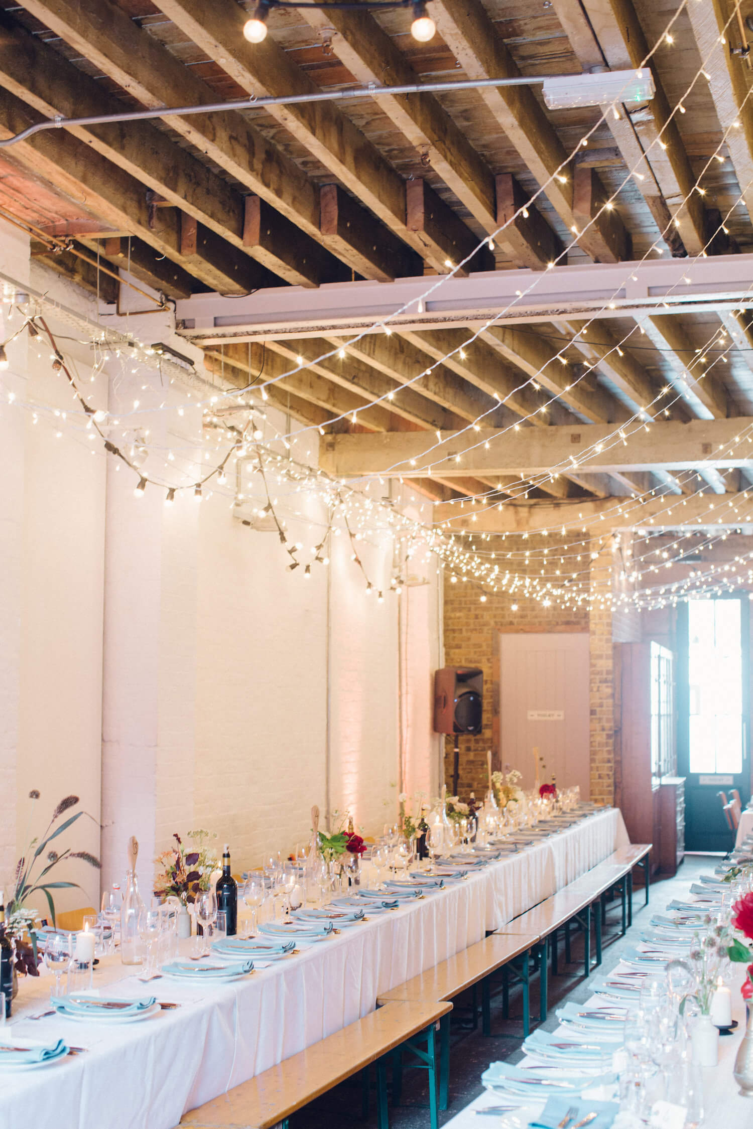 Quirky Venue, Non-traditional wedding planner, London Wedding coordination, Bespoke weddings, Brixton Wedding, Informal, Secret wedding venue