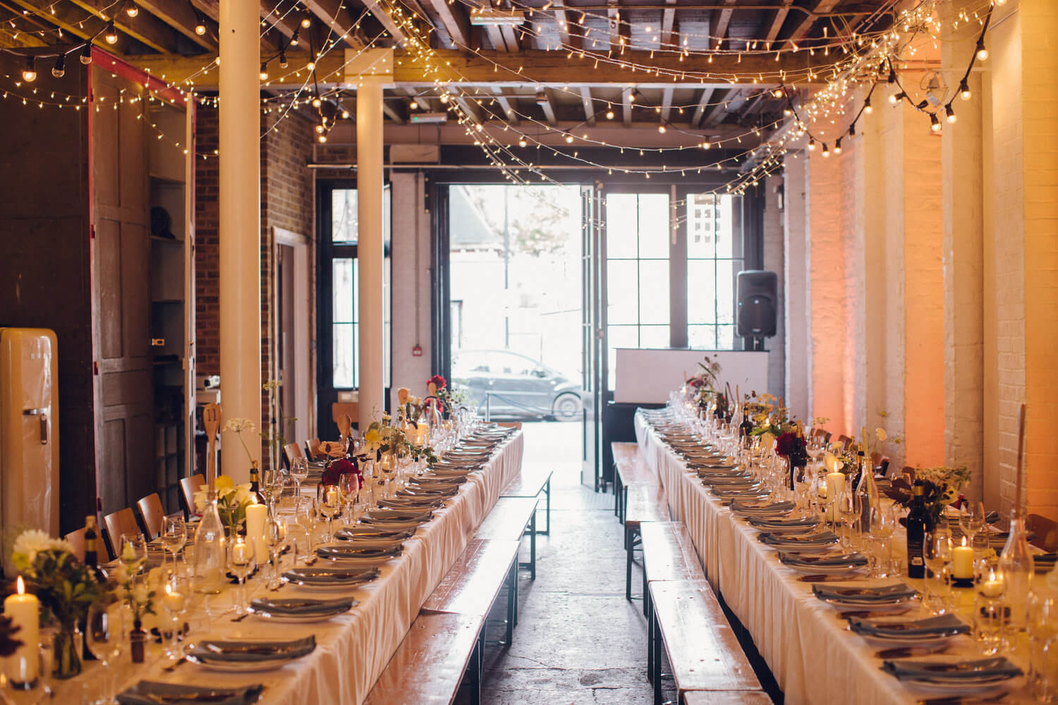 Secret London venue, Quirky Venue, Non-traditional wedding planner, London Wedding coordination, Bespoke weddings, Brixton Wedding, Informal,