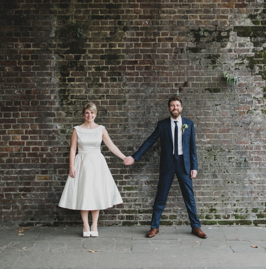 Abi & Warren Wedding, London, Brixton