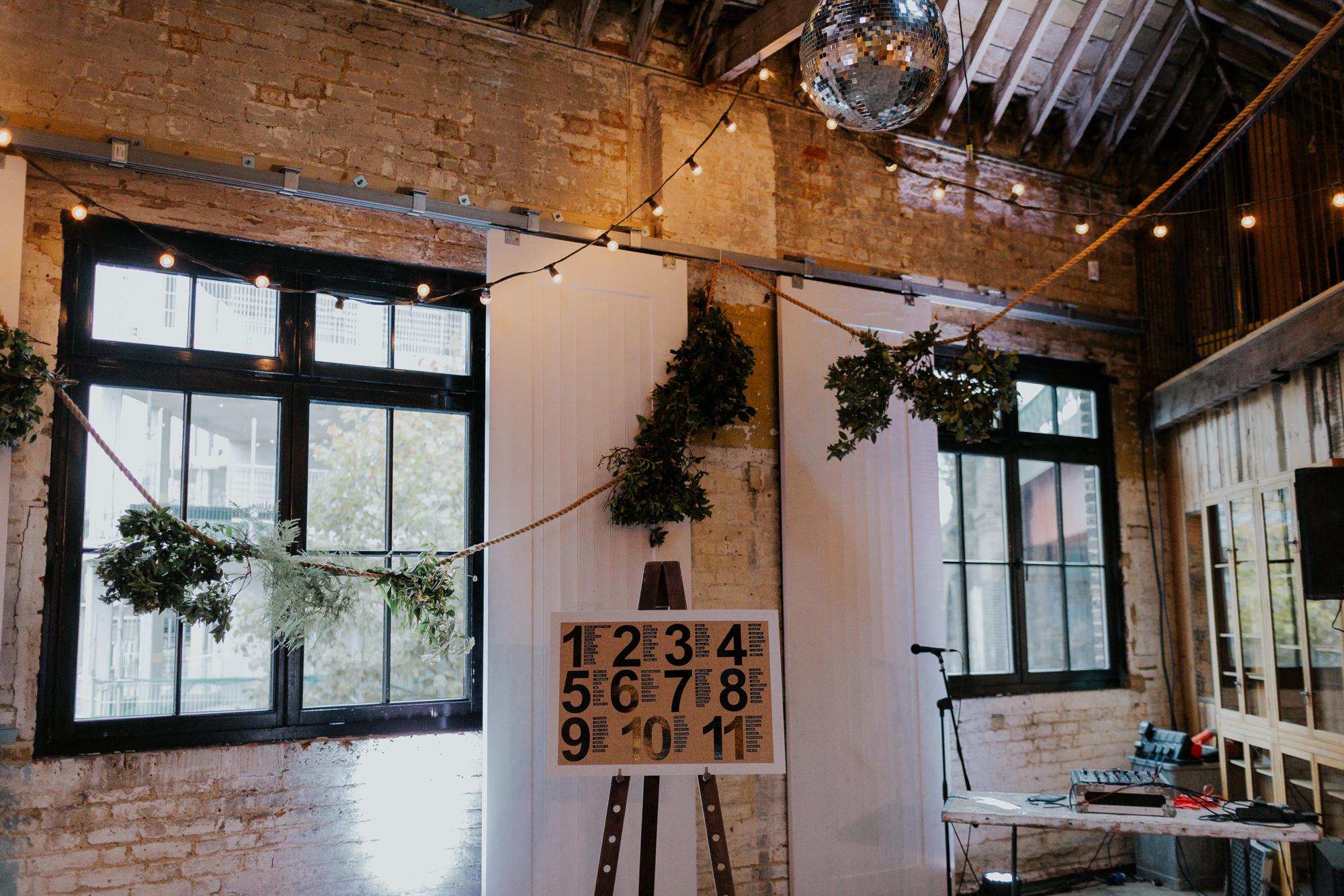 Quirky Venue, Non-traditional wedding planner, London Wedding coordination, Event Bar, Bespoke weddings, Brixton East 1871 Wedding, Streetfood wedding, informal, Stylish, Worm London
