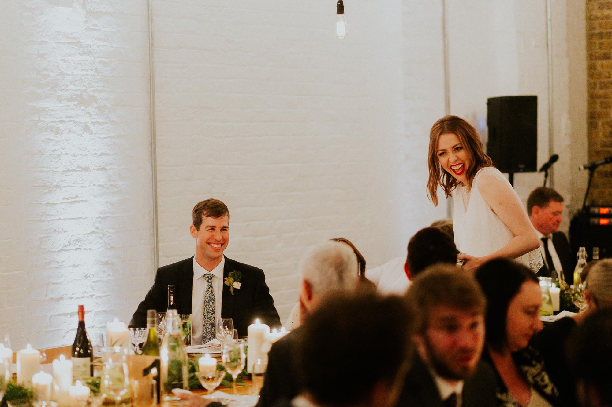 Quirky Venue, Non-traditional wedding planner, dry-hirevenue, London Wedding coordination, Event Bar, Bespoke weddings, Event team, Brixton East 1871 Wedding, Streetfood wedding, informal, Stylish