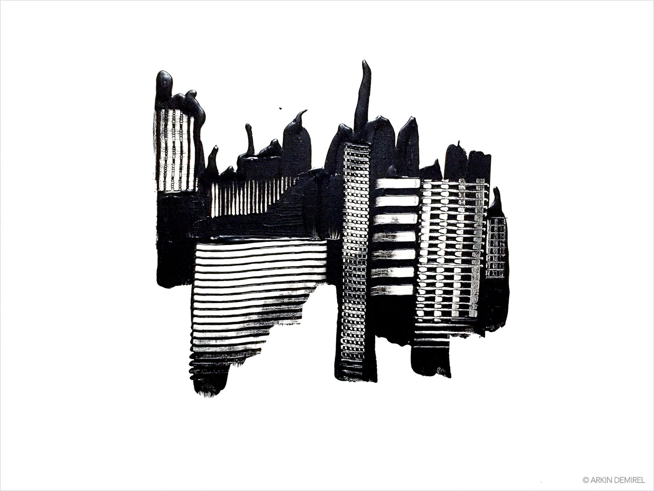 City n°8