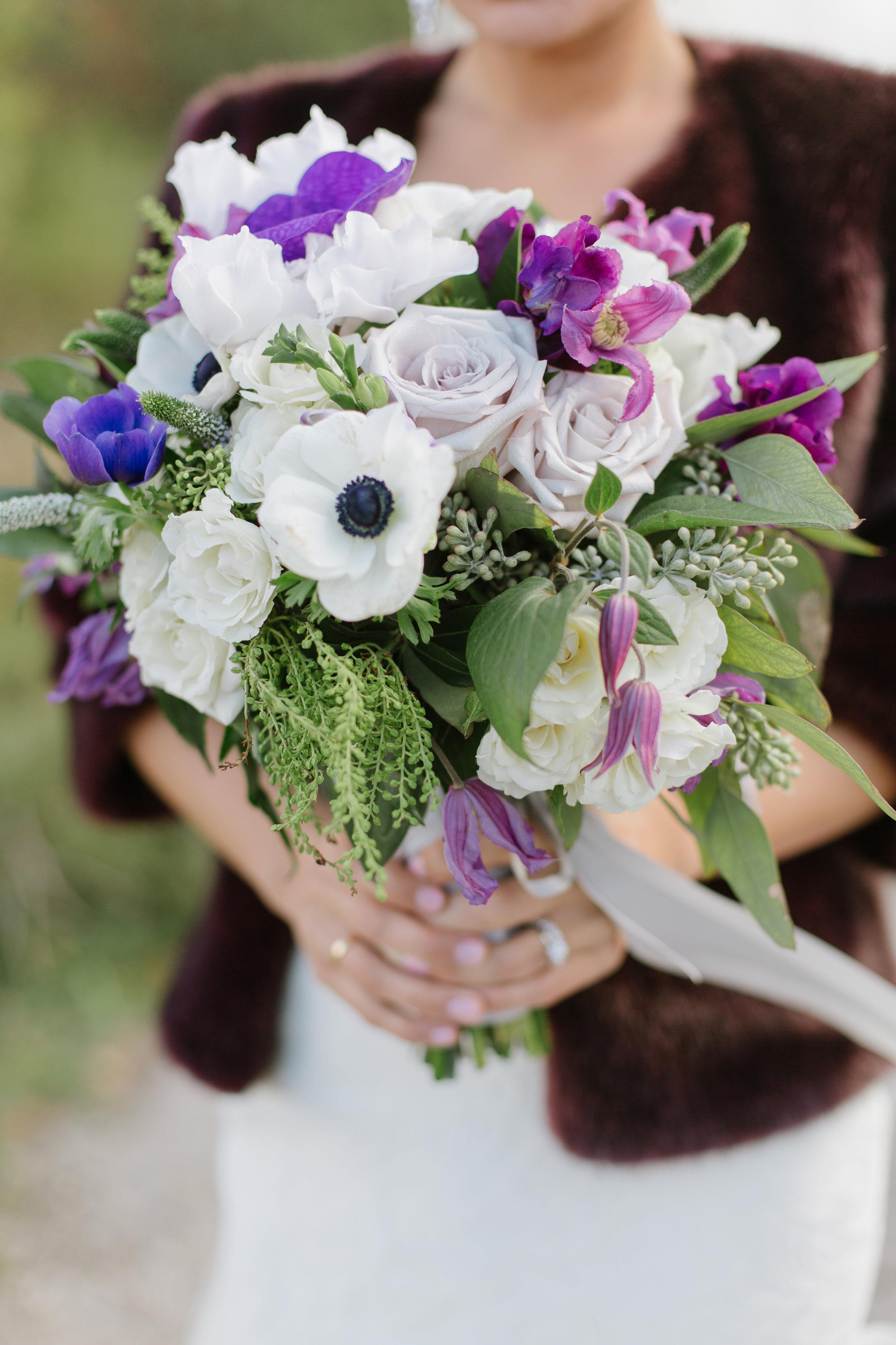 Bouquet: Covers Couture | Photo: Mango Studios