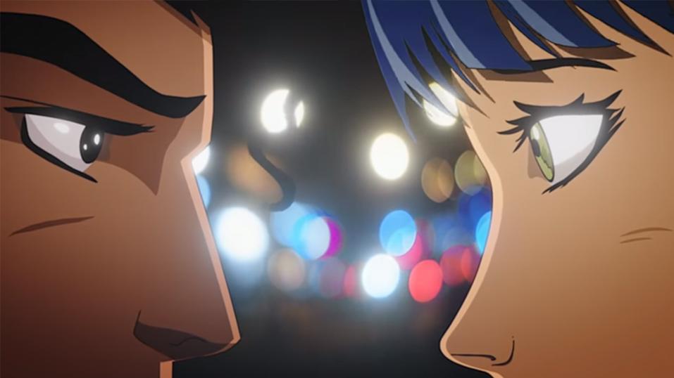 NERO - INTO THE NIGHT music video  Cel animator  Studio: Red Knuckles