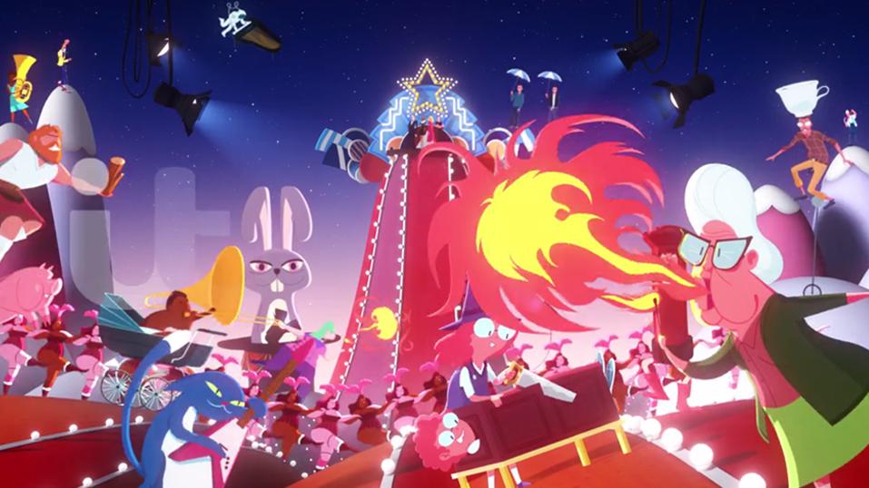 BRITAIN`S GOT TALENT  Cel animator  Studio: Red Knuckles