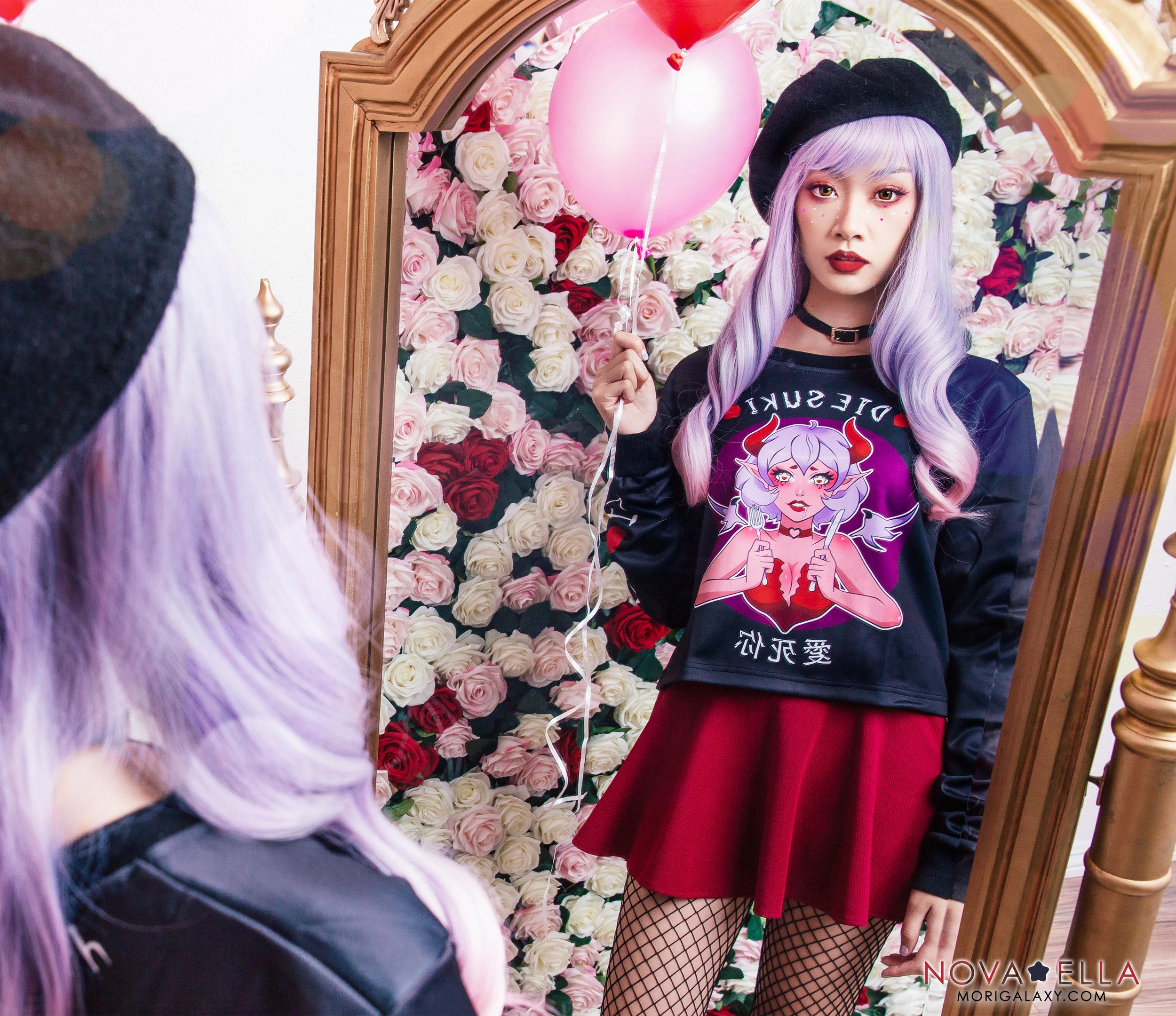 Mirror Mirror....Do you love me?