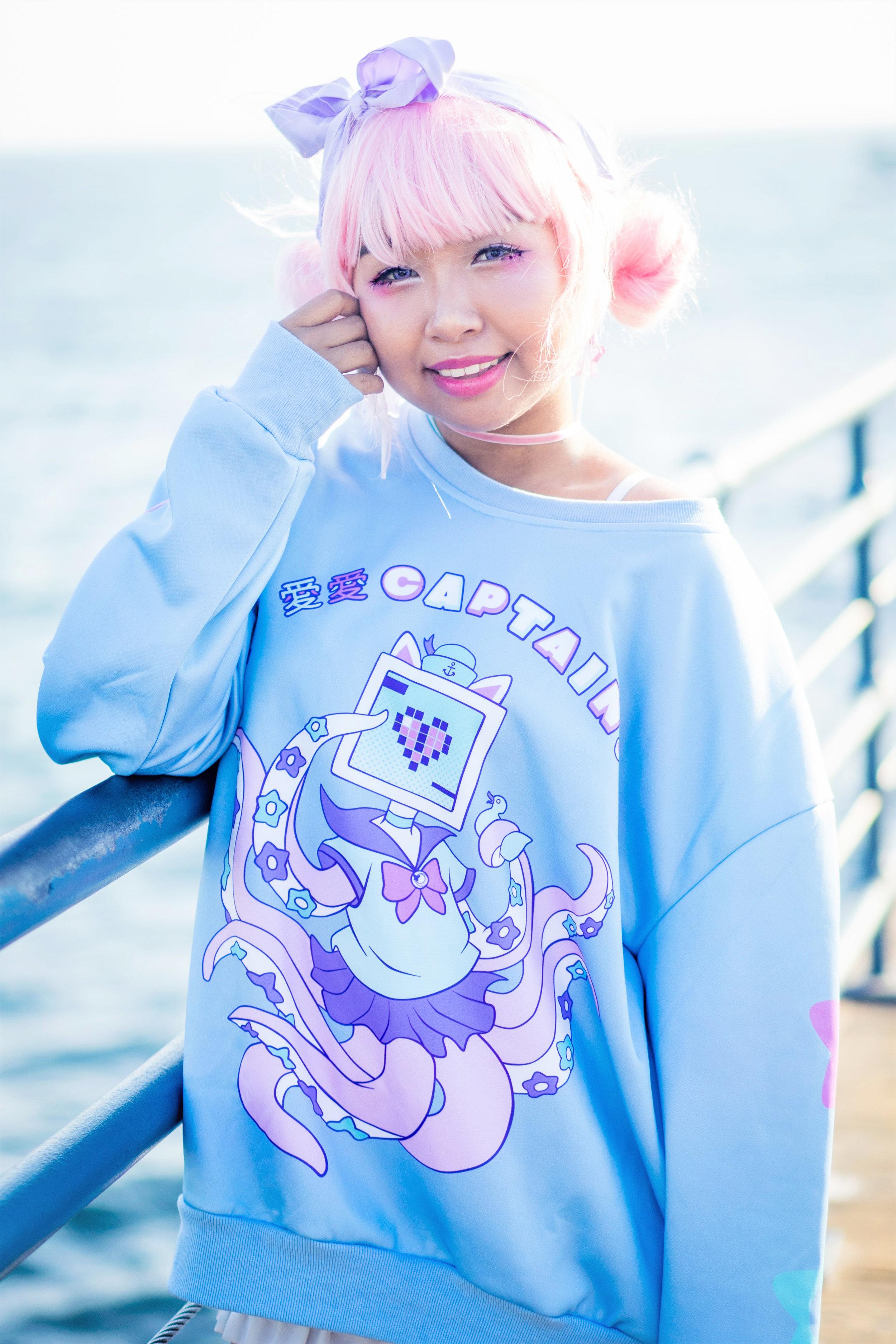 Sweet Cotton Candy Sailor mate
