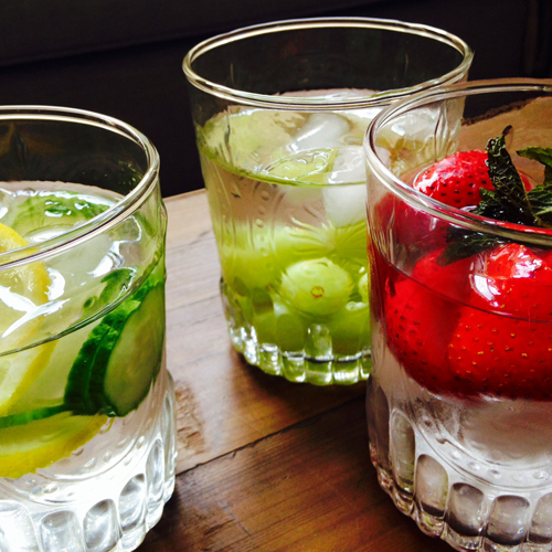 HealthCoachPhilly.com - infused water