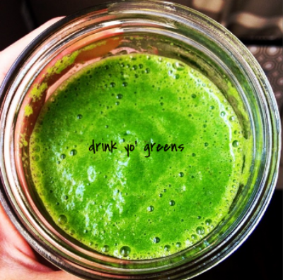 HealthCoachPhilly.com - green smoothie