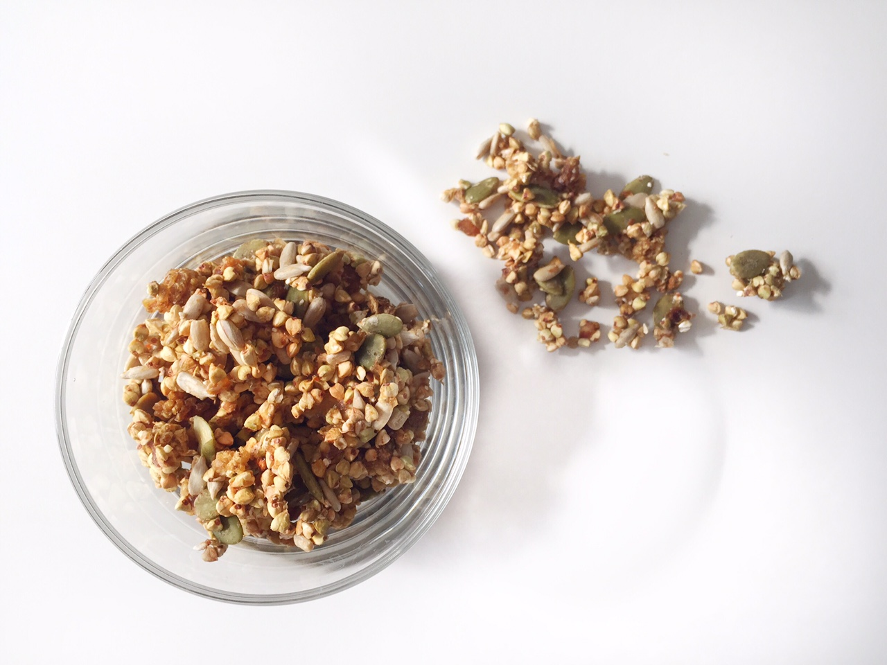 Back to school (or back to post-summer real life) granola recipe from Jess Baumgardner