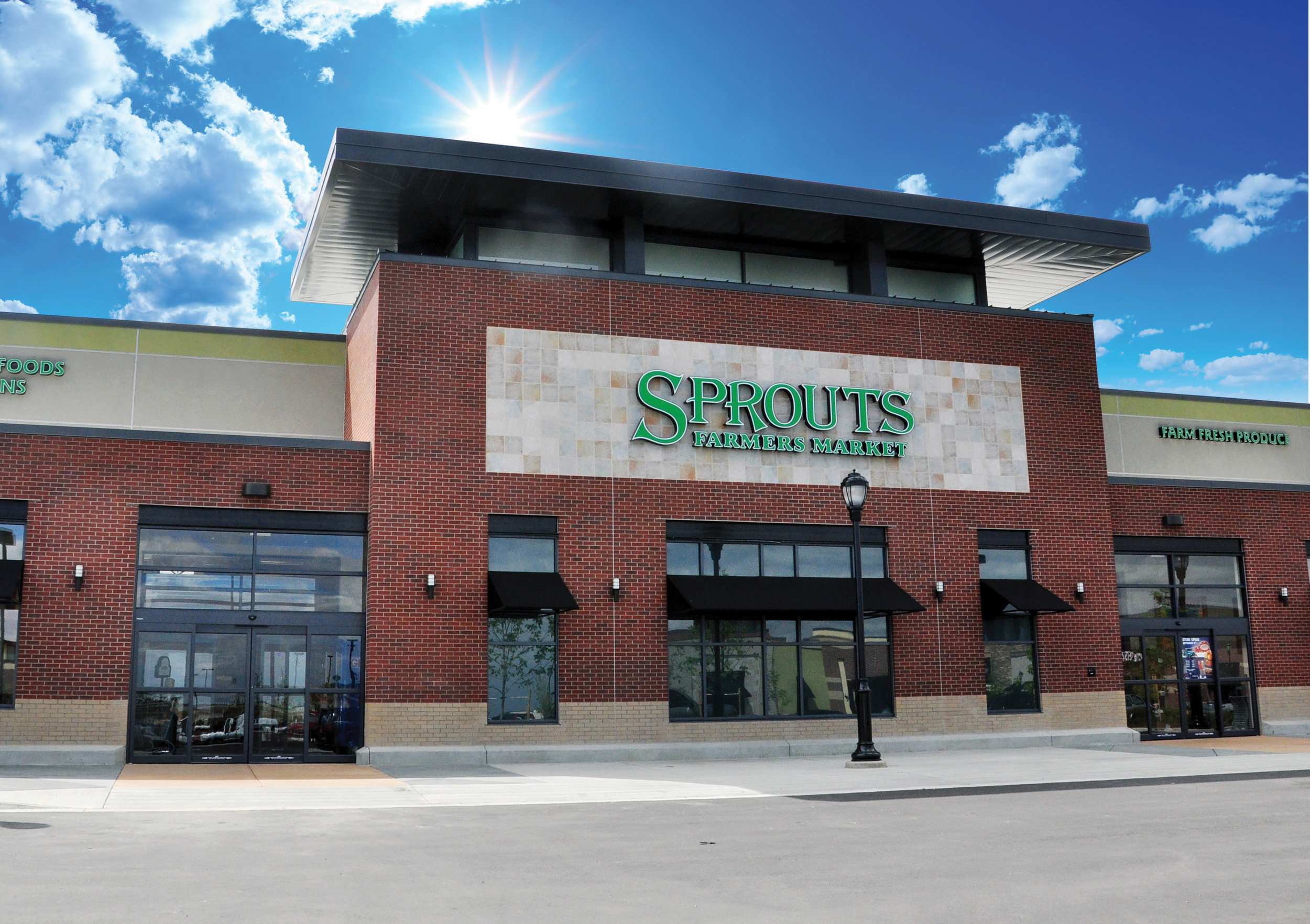 Your new favorite grocery store - Sprouts Farmers Market