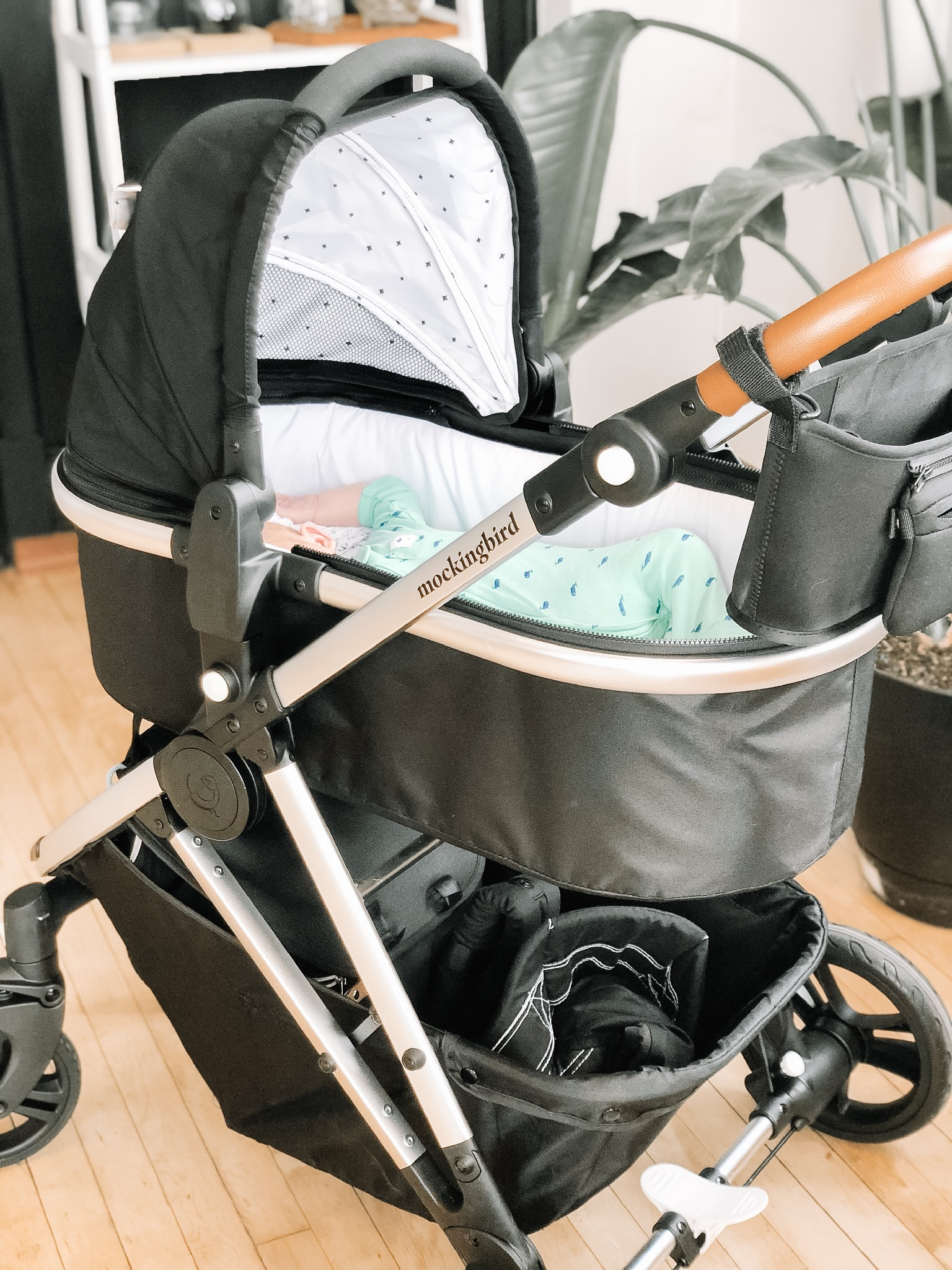 The top three reasons I got the Mockingbird stroller for our family of five.