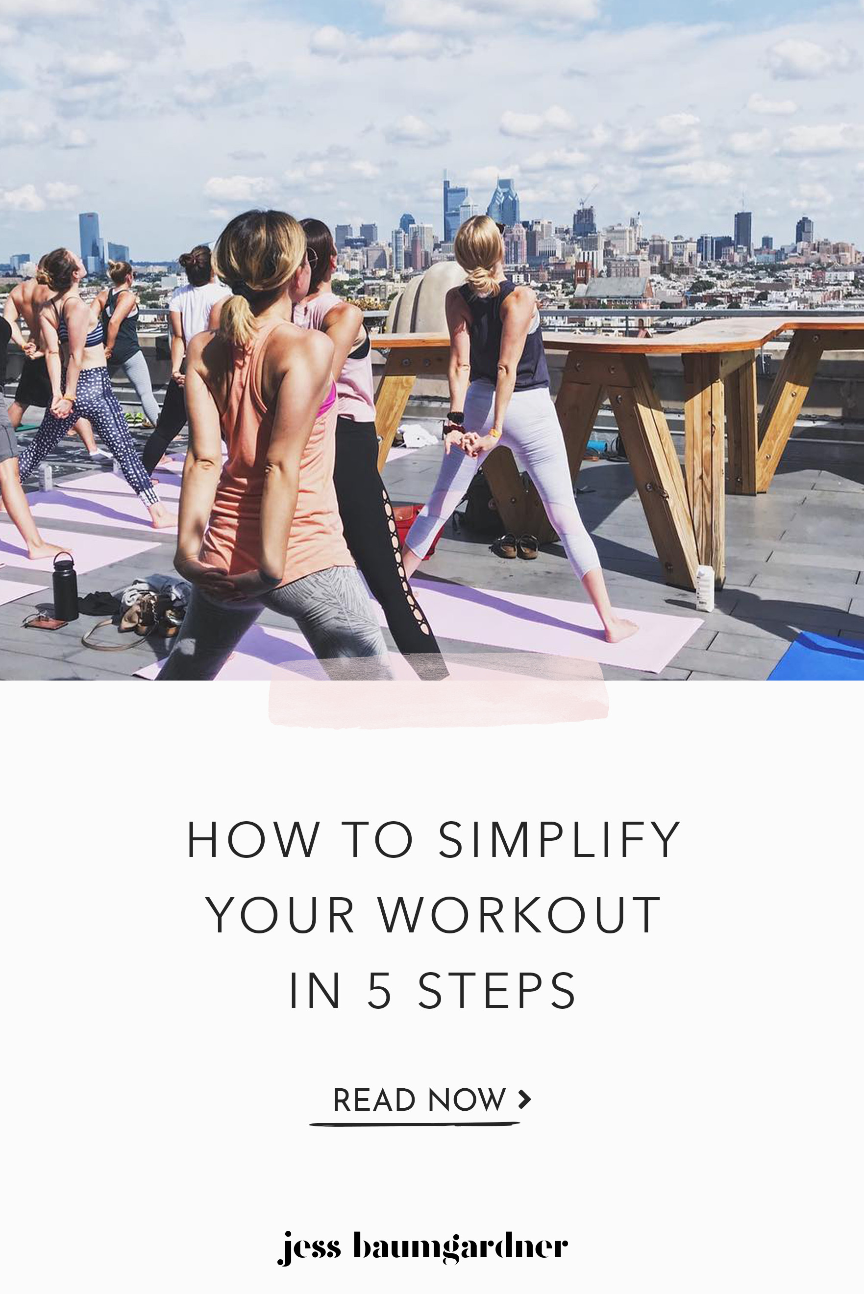 Daily movement, in some form, will make you feel better each and every day. Your body CRAVES movement. It was built to move. Read five ways you can take the work out of your workout.