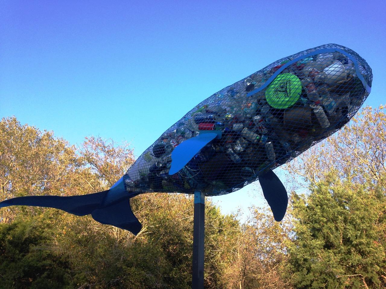 WHALE - Brunswick, GA - Keep Golden Isles Beautiful 2016